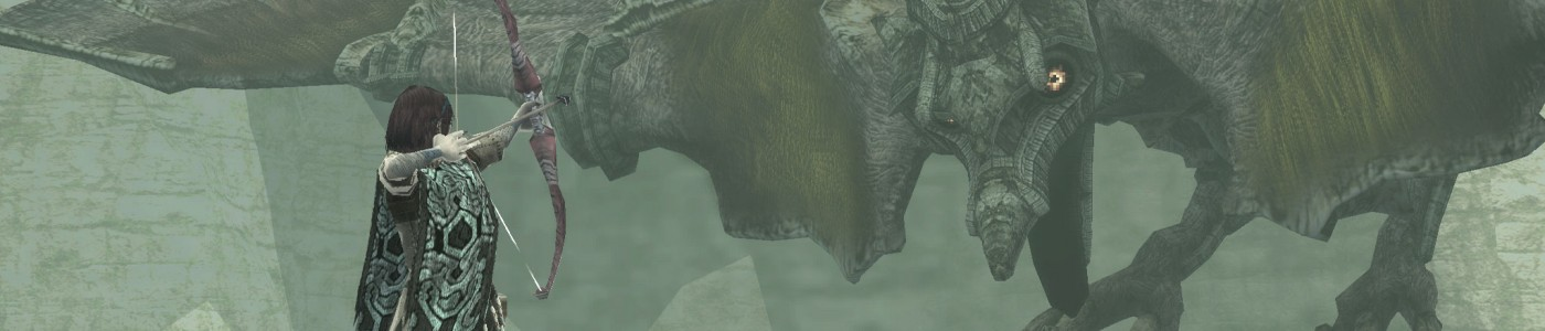Podcast #07: Shadow of the Colossus