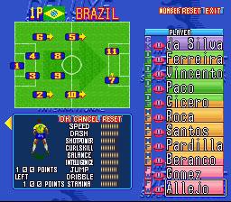 Resultado de imagem para international super star soccer deluxe brasil