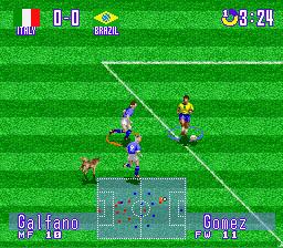 """""""FIFA 13"""" terá nova tecnologia para criar atletas com aparência realista Coluna-international-superstar-soccer-deluxe-04-juiz-cachorro"""