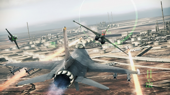 Review – Ace Combat:Assault Horizon