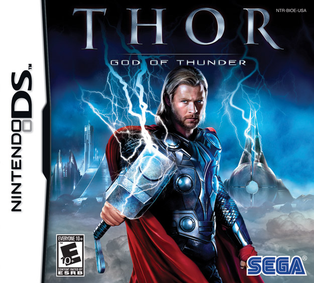 Thor – God of Thunder [DS]