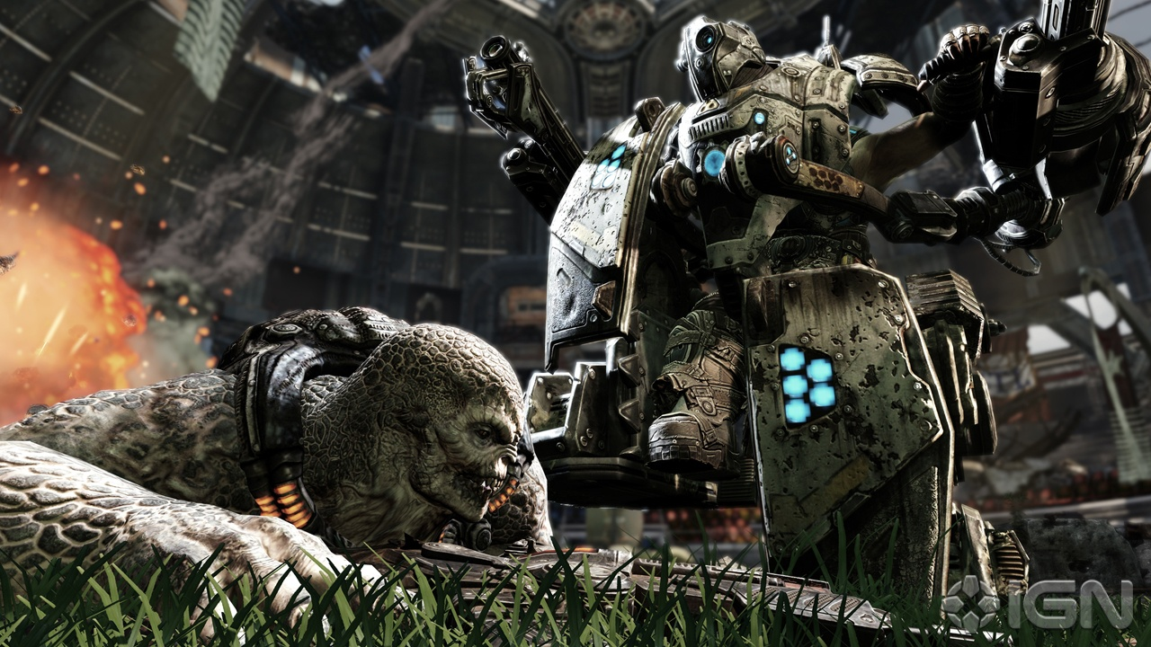 Review – Gears of War  3