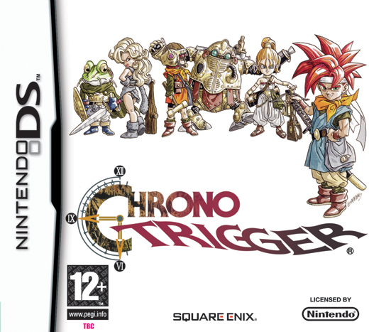 Chrono Trigger PT1 – A link to the past