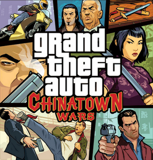 GTA Chinatown Wars [DS]